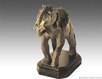 wildlife sculpture, realistic sculptures, wildlife art