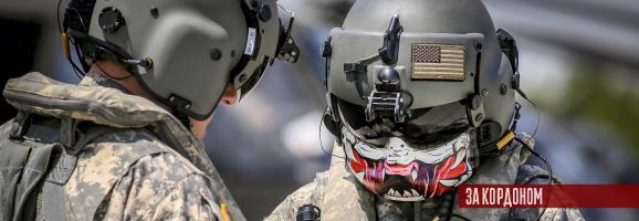 Elbit модернізує вертолітні шоломи для армії США
