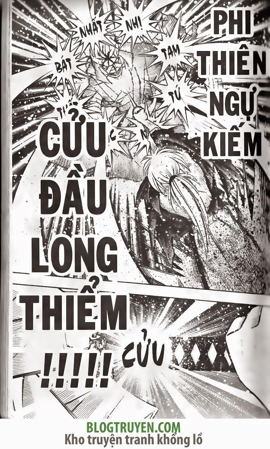 Rurouni Kenshin chap 142 trang 11