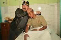 Sempat hilang di tengah Laut 4 Anggota TNI Ditemukan Selamat, Pangdam Udayana Apresiasi Basarnas