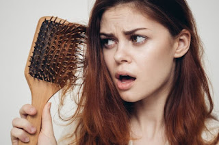 saçlar neden dökülüyor