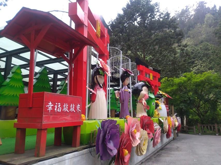 tourist spots in taiwan