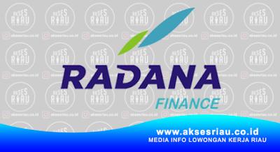 Lowongan PT. Radana Finance Pekanbaru Februari 2018