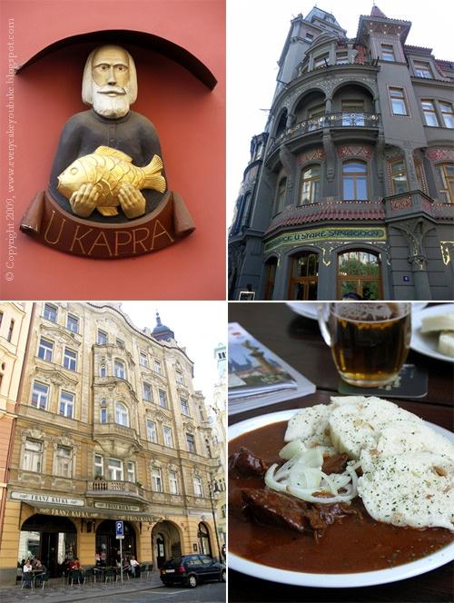 Czeska Praga - relacja z podróży