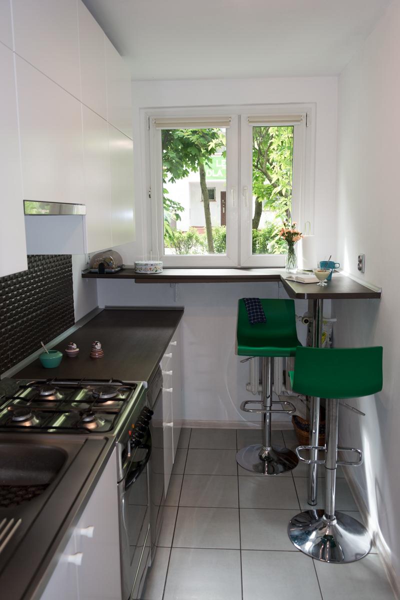 Szafki kuchenne z Ikei front Veddinge Ikea kitchen