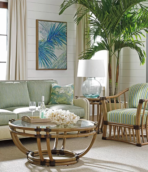 Tommy Bahama Island Furnishings Decor