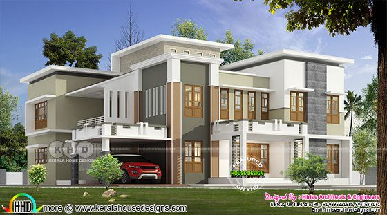 5 bedroom luxurious modern home 3230 sq-ft