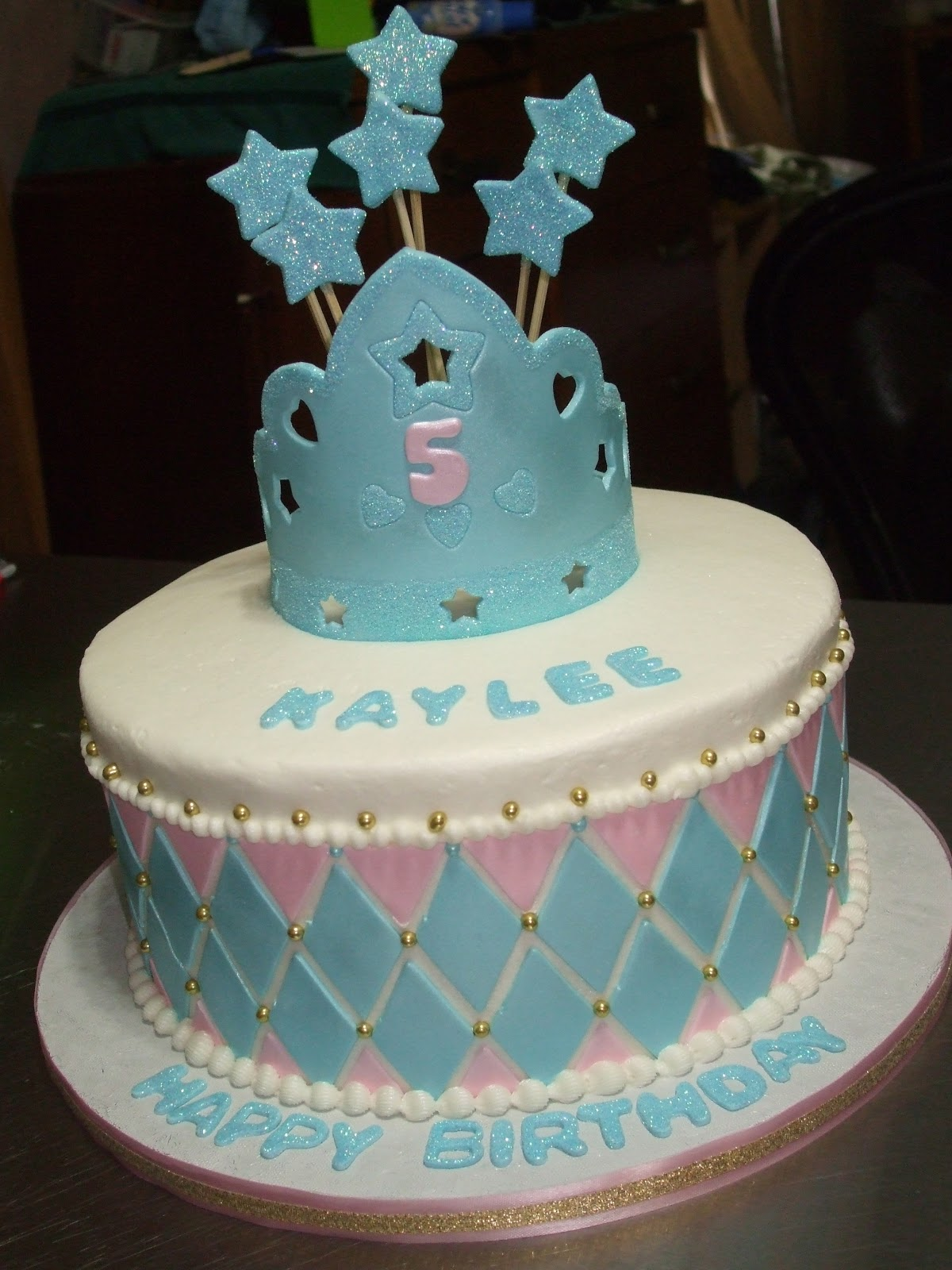Cakes By Paula Cinderella Princess Theme Party For A