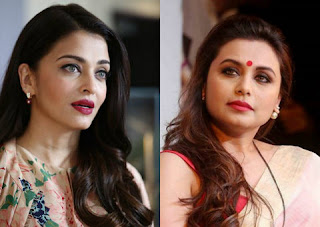 Rani Mukherjee visited to Aishwarya Rai Bachchan at her Juhu bungalow