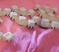 tutoriel photo diy enfant boite oeuf chauves-souris halloween