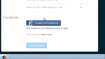 How to you share Tweets to Facebook