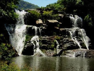Cachoeira dos Calza, em Cotiporã, RS