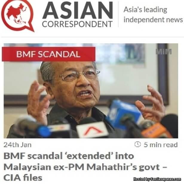 Skandal BMF