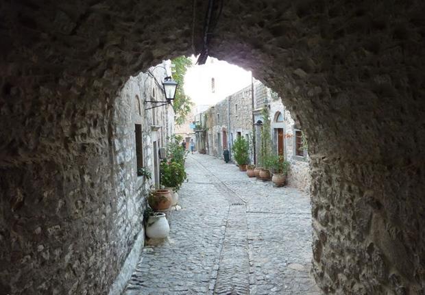 Mesta, Sakız Adası (Chios)