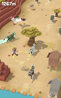Rodeo Stampede Apk v1.7.0 Mod (Unlimited Money)