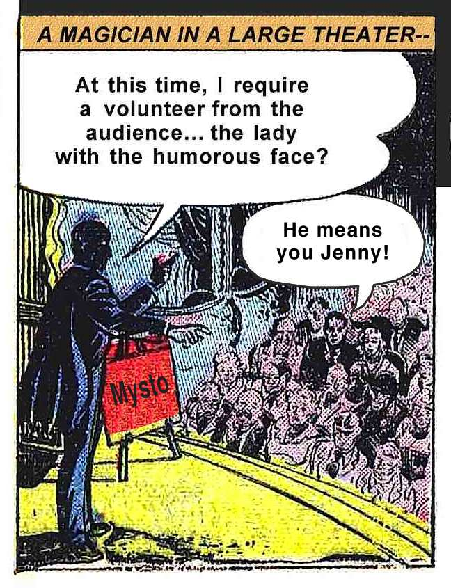 funny face, magician, magic