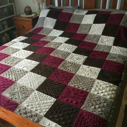Stardust Melodies Crochet Along