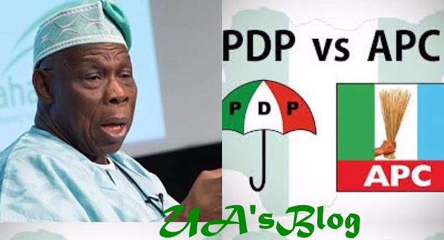 PDP, APC Have Leadership, Credibility, Image Deficits – Obasanjo