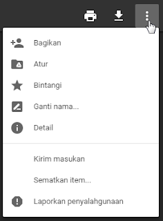 Tutorial Menampilkan File Google Drive di Blog2