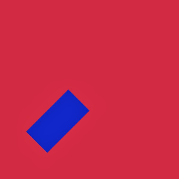 Jamie xx - All Under One Roof Raving - Single Cover