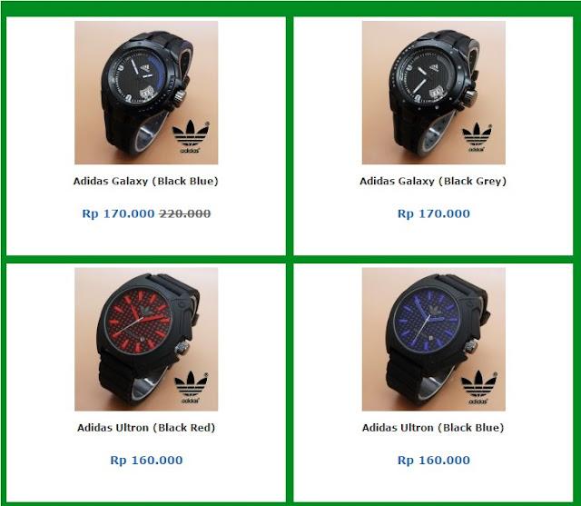 Harga Jam Tangan Adidas