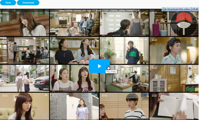 Screenshots Drama Korea Age of Youth 2 (2017) Episode 02 1080p 720p 480p 360p MP4 Subtitle English - Indonesia Uptobox Openload
