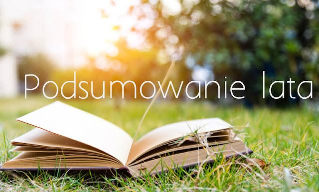 Top 5 najlepszych książek przeczytanych przez lato!