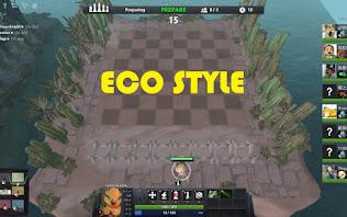 """[Dota 2] Cùng leo rank bằng chiến thuật Eco \""""trắng\"""" trong Auto Chess"""