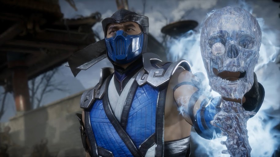 Sub Zero Mortal Kombat 11 4k Wallpaper 13