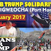 Donald Trump Hits Port –Harcourt for IPOB mega Rally, as IPOB fights self online