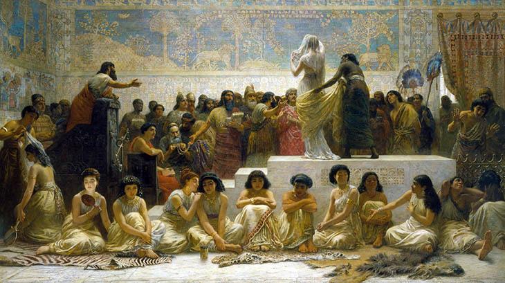 din, islamiyet, MT, Mezopotamya ve dinler,Mezopotamya'nın kutsal kitaplara yansıması,Mezopotamya ve cennet,Mezopotamya genel evleri,Arap tüccarların Mezopotamya ziyaretleri,Kur'an ayetleri ve Mezopotamya