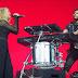 Ellie Goulding se apresenta ao vivo no palco durante o V Festival 2017 no Hylands Park na Cidade de Chelmsford, Inglaterra – 19/08/2017