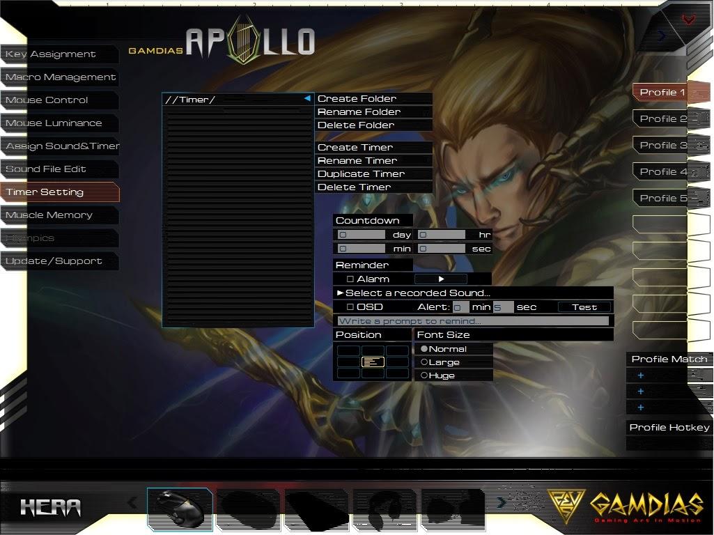 Gamdias Apollo Extension Optical Gaming Mouse 74