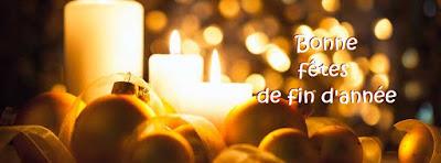 Couverture facebook bonne fêtes fin d'année