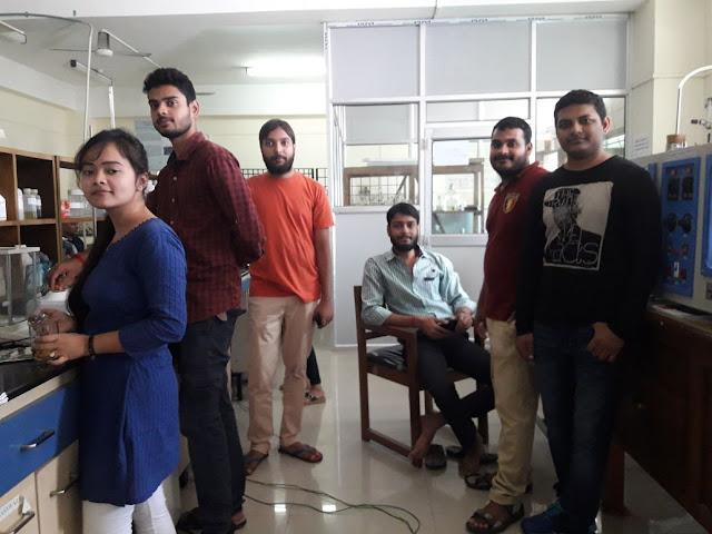Department of Energy, Tezpur university(Lakhan Lal, Silvia saikia, Chandan kumar, Maskura Hasin, Rahul Talukdar, debashish mandal) 2