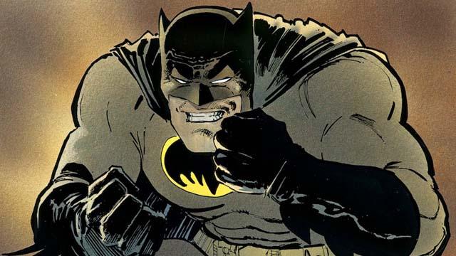 Batman: O Cavaleiro das Trevas, um Clássico do Frank
