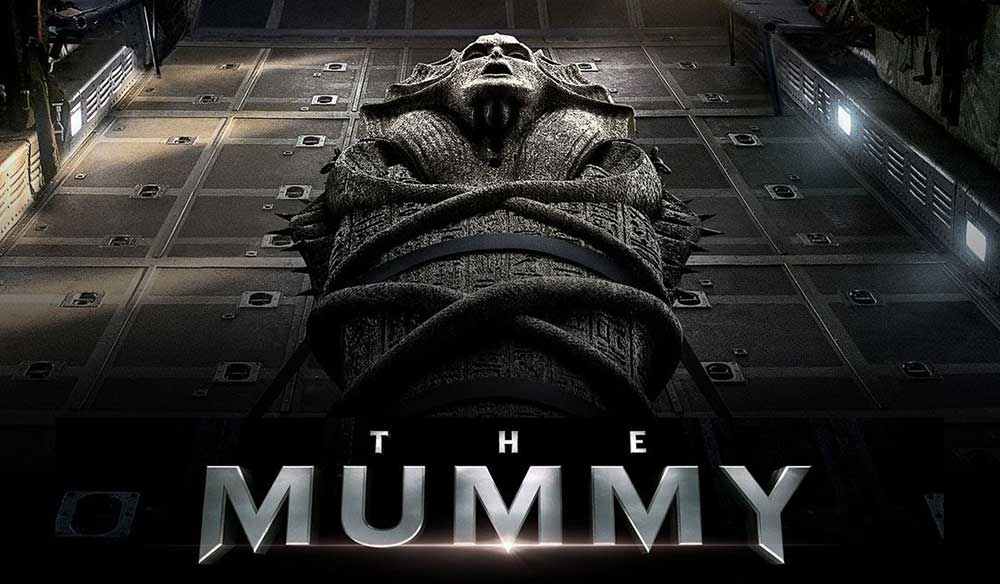 """Yeni Mumya Filmi """"The Mummy"""" Fragmanı Yayınlandı"""