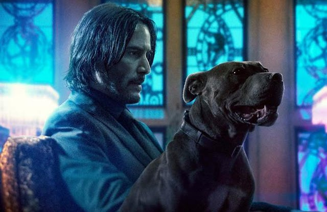 New John Wick: Parabellum character posters