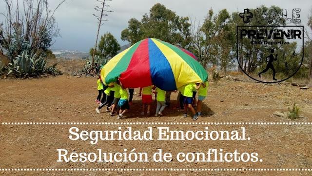 seguridad emocional resolucion de conflictos