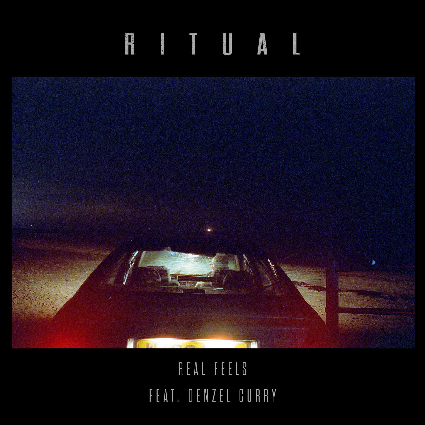 R I T U A L - Real Feels (feat. Denzel Curry) - Single Cover