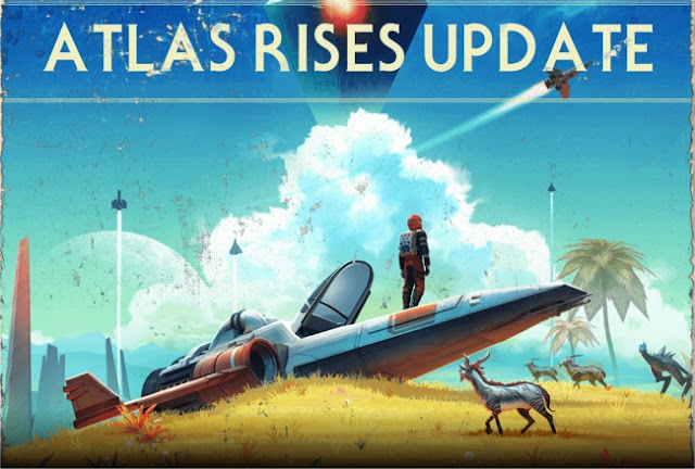 No Man`s Sky Atlas Rises
