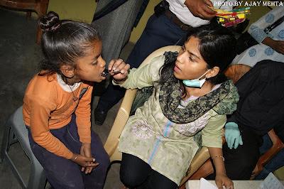 Free Dental Camp for Delhi Children