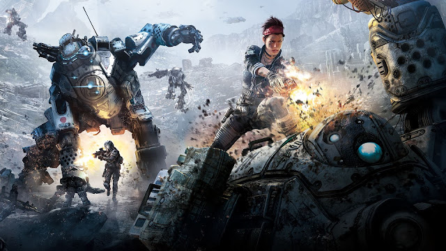 Titanfall 2 Ps4 Game Free Download