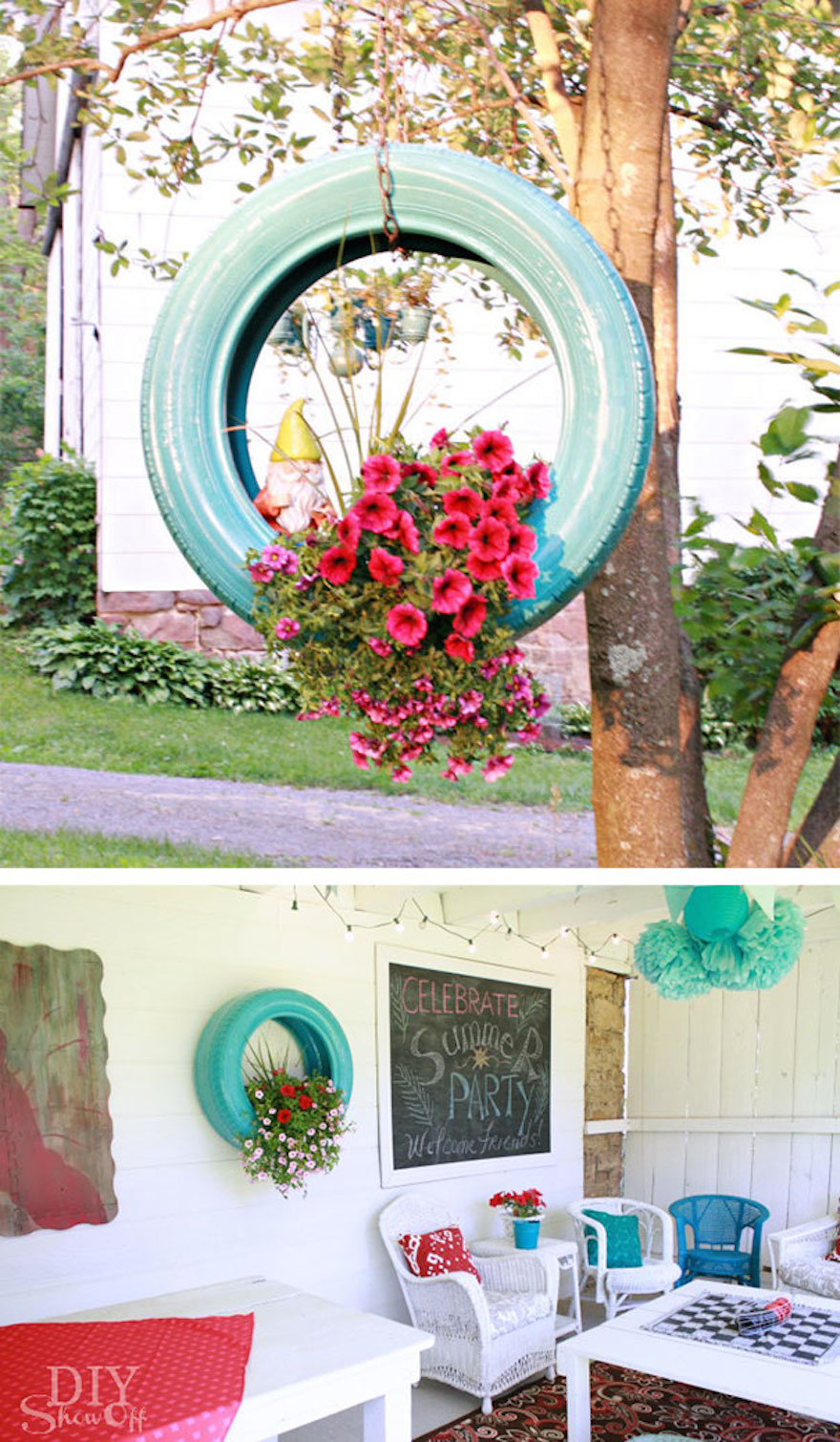 21 Genius Diy Ways To Reuse And Recycle Old Tires Do It