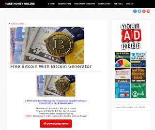 Free Bitcoin Generator 2017