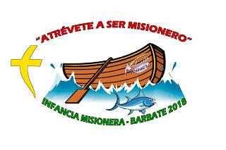misiones, infancia misionera, barbate