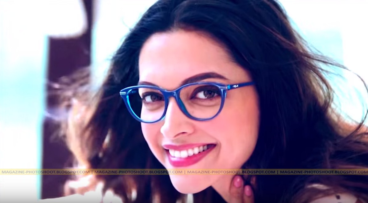 Deepika Padukone Vogue 2016: Deepika Padukone Photoshoot In Dubai For Vogue Eyewear SS