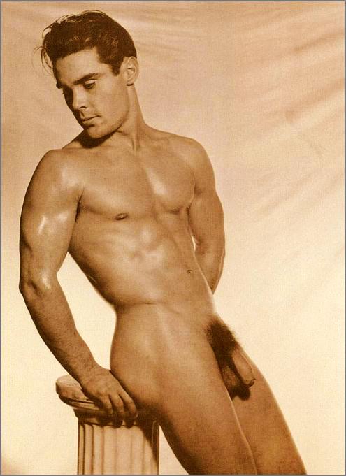 Hot Vintage Men Vintage Male Nudes-1902
