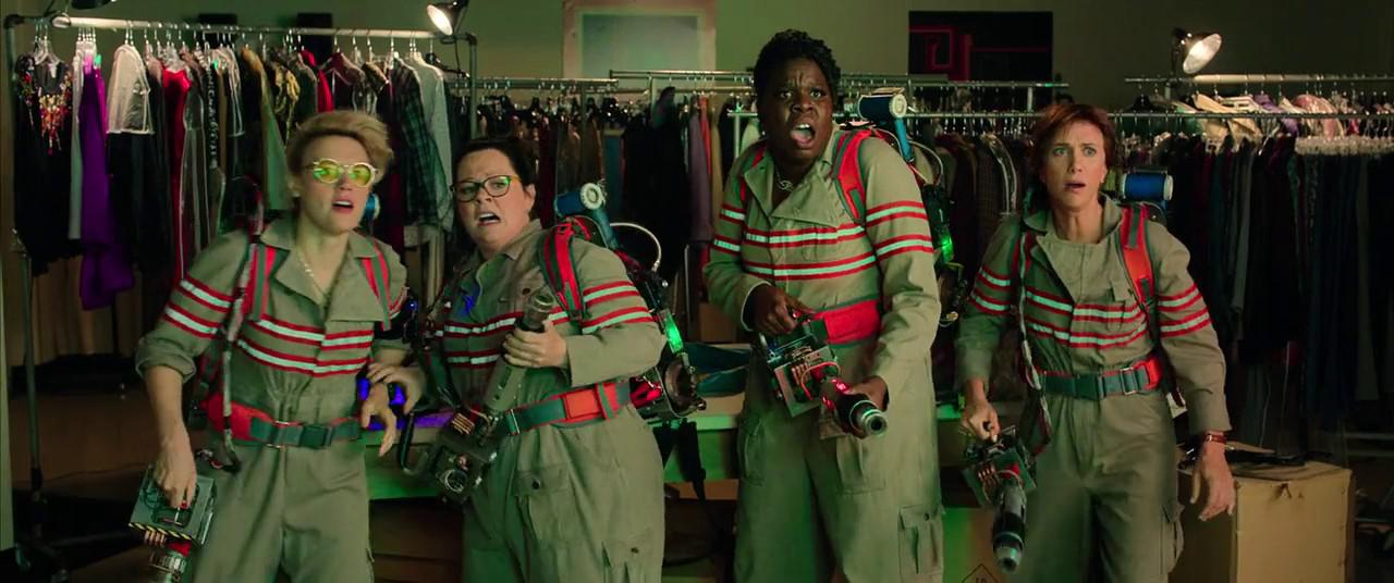 Ghostbusters (2016) 3