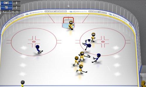 تنزيل لعبة Stickman Ice Hockey للأندرويد